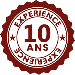 Dix ans d'experience